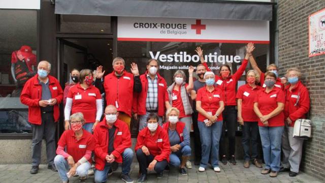 Une nouvelle vestiboutique dans le centre de Nivelles