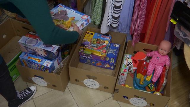 Le Vestiaire : Une nouvelle vie pour les jouets