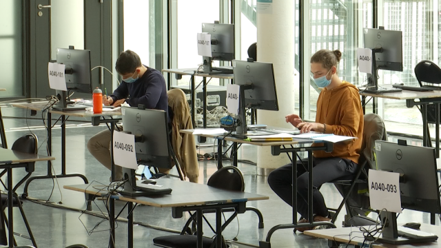 testUne session d'examens compliquée pour de nombreux étudiants