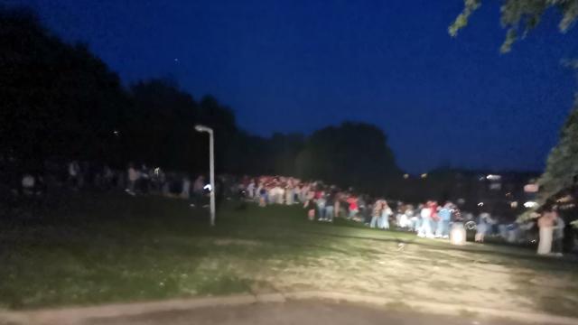 Une soirée illégale réunit 500 jeunes autour du lac de Louvain-la-Neuve