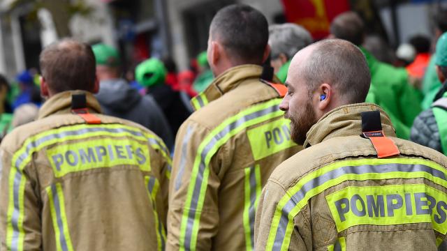 testUne tempête frappe la Belgique ce dimanche : 255 appels enregistrés en BW