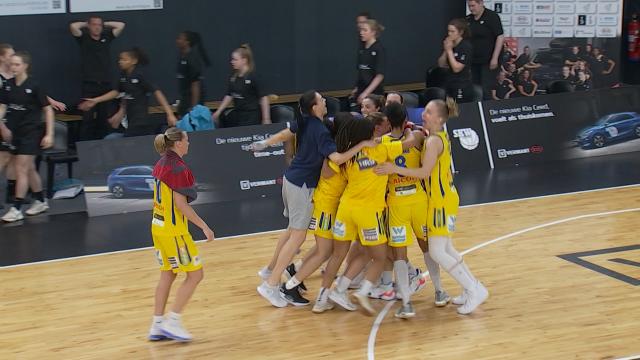 Basket : victoire à l'arrachée des Castors au match aller de la finale des play-offs