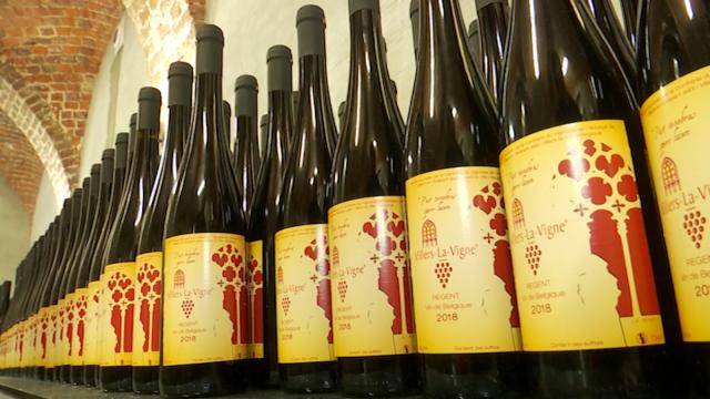 Villers-la-Vigne entre dans la cour des grands...vins d'Abbaye