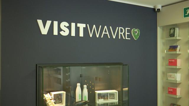 VisitWavre, une nouvelle identité pour le tourisme maca