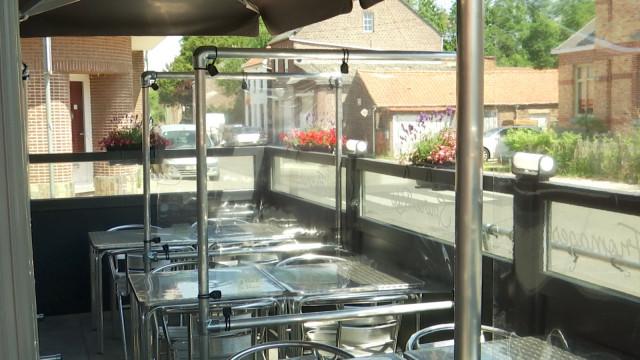 Voici à quoi ressemble un restaurant en déconfinement !