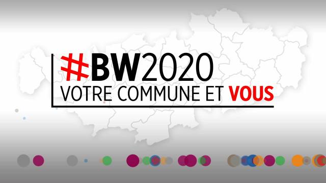 testVotre commune et vous : Valérie De Bue (Ministre wallonne - MR) et Christian Fayt (Bourgmestre - Ittre)