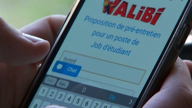 Walibi recrute... via webcam !