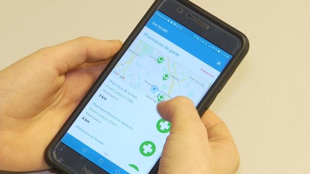 Wallonie en poche, une application qui regroupe toutes les informations locales utiles aux citoyens