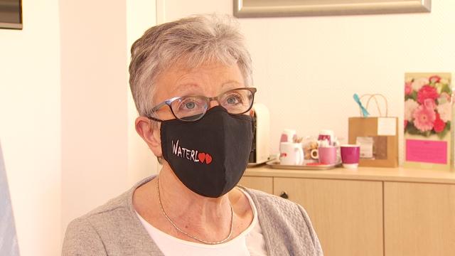 Waterloo: Bernadette Delange a pris ses fonctions au sein du Collège