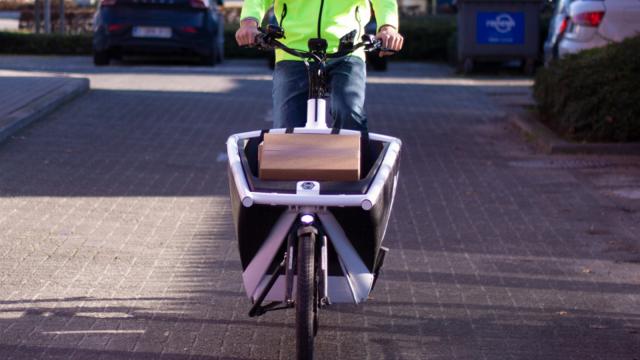Waterloo : faites-vous livrer à vélo, c'est gratuit ce mois-ci !