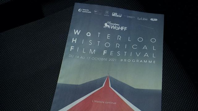 Waterloo : le festival du film historique, c'est tout le week-end