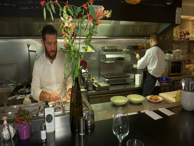 Waterloo : le restaurant Little Paris étoilé par le Michelin