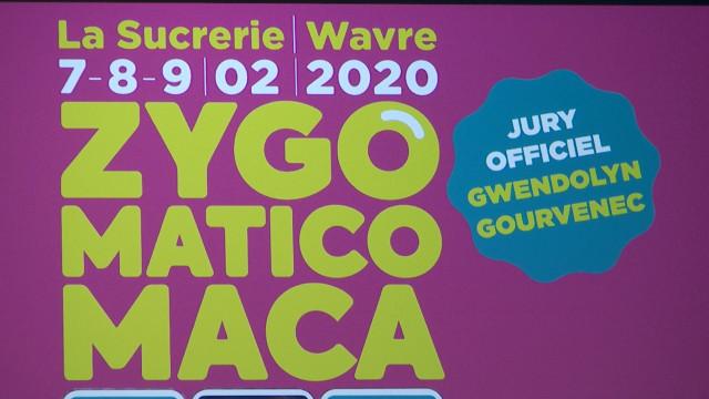Wavre: Coup d'envoi pour le Zigomaticomaca