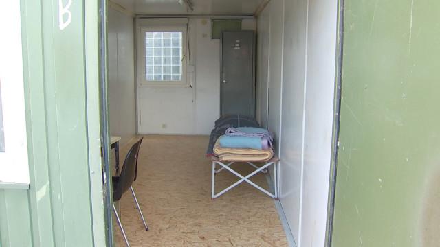 testWavre : deux conteneurs vont accueillir des personnes sans-abri