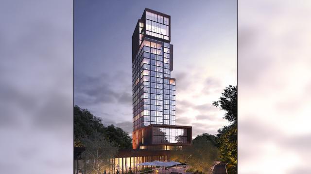 Wavre : l'enquête publique d'une tour-hôtel de 94 m démarre ce lundi 11 février