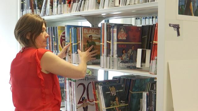 Wavre : la bibliothèque Maurice Carême uniquement sur rendez-vous