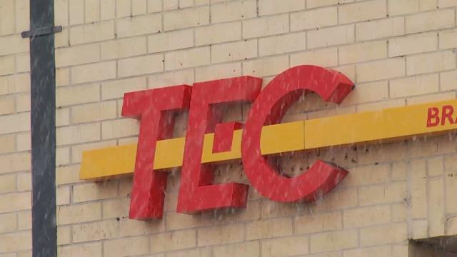 testWavre :  Les 'aiguilleurs' du  TEC BW