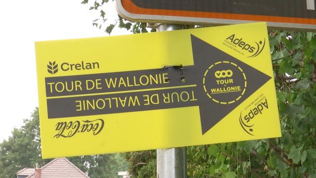 Wavre se prépare à l'arrivée du Tour de Wallonie !