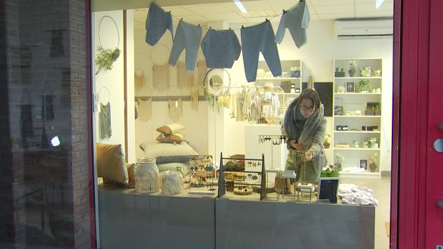 testXMAS Pop Up : 9 créatrices locales font revivre une vitrine inoccupée